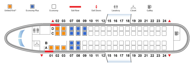 Bombardier Q400 Seat Map Seating Chart Flyradius
