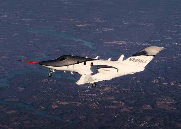 HondaJet Operating Costs Photo
